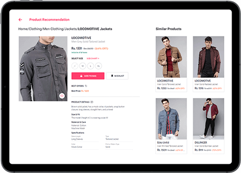 AI for eCommerce