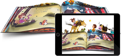 ar for kids stories