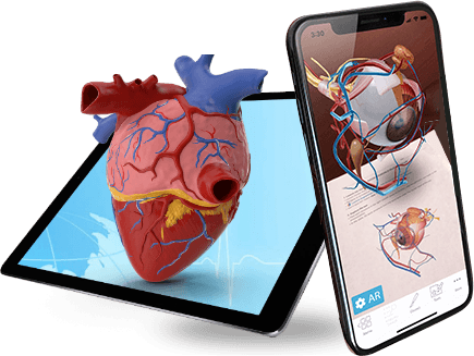 augmented reality in science and history