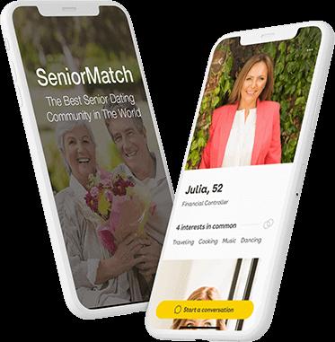 dating app for seniors
