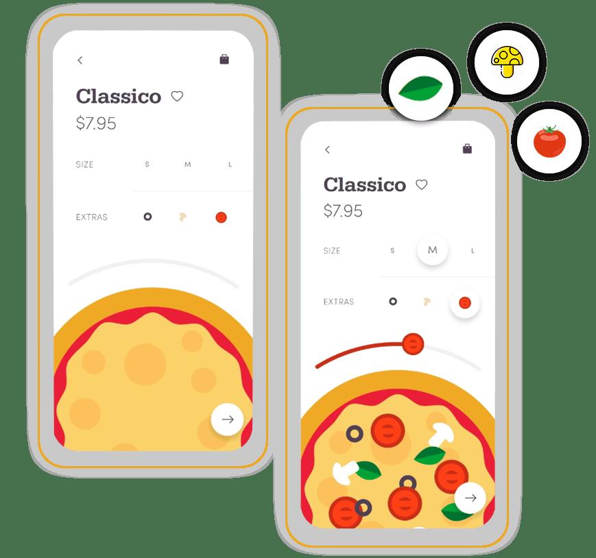 food ordering apps for restaurants