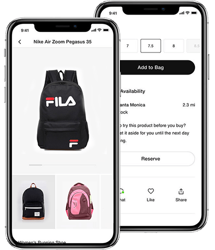 mobile app for retailers