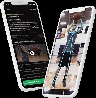 sports training app