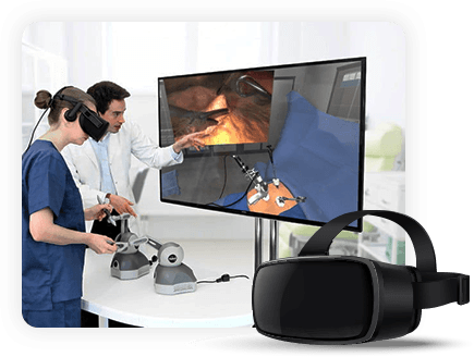 virtual reality apps for training