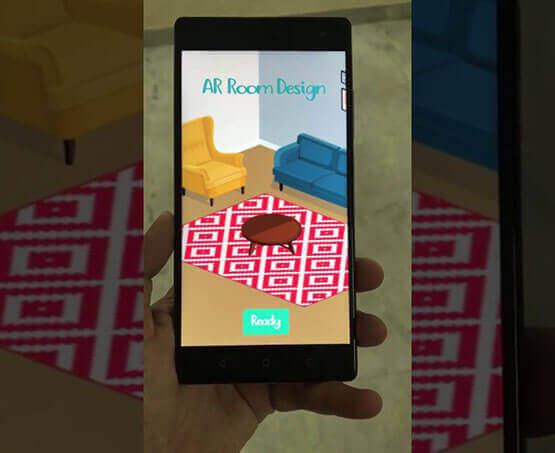 ar interior design app