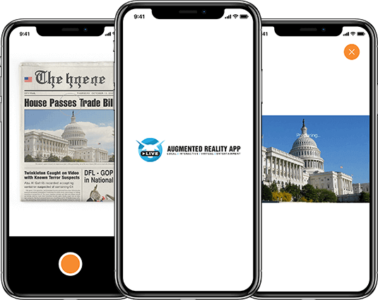 ar news app
