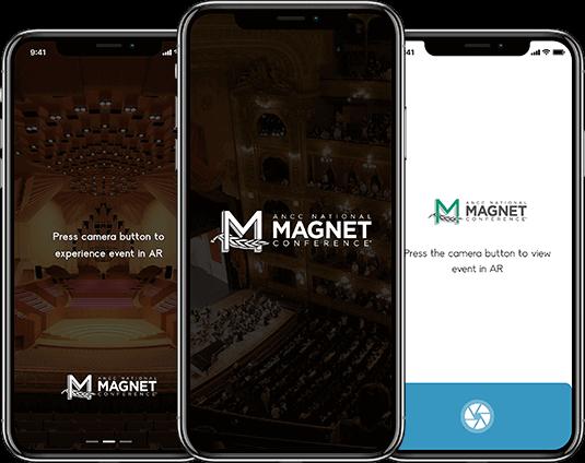 magnet - ar event app