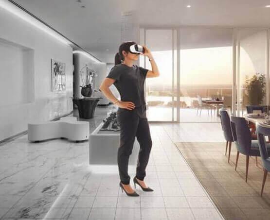 virtual reality home design