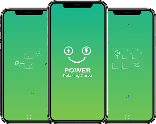 power relaxing curve