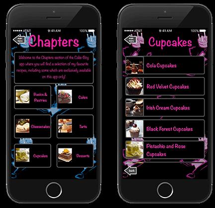 cake boy app
