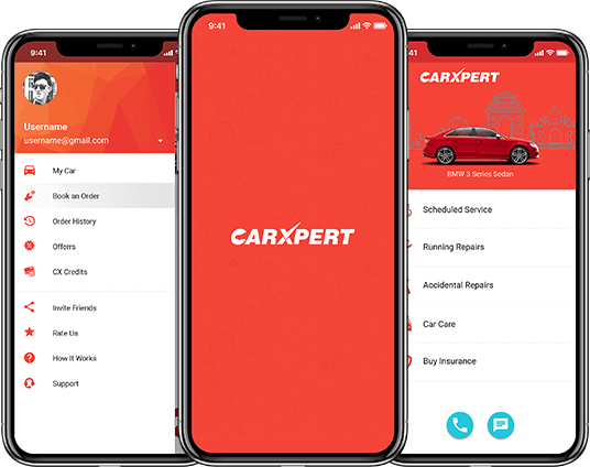 carxpert mobile app