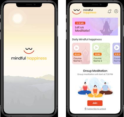 meditation application
