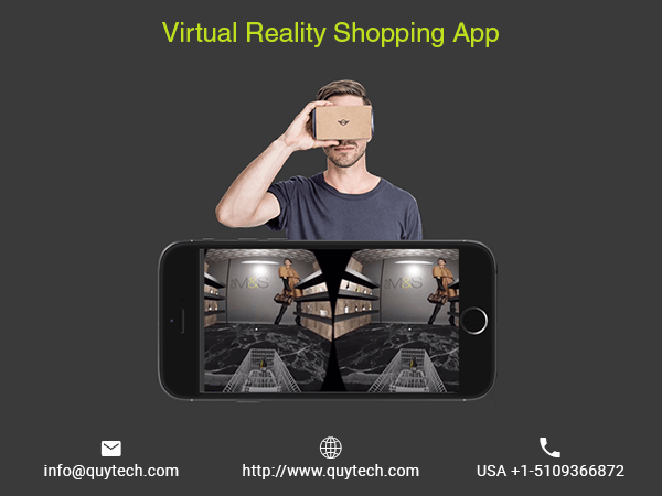 8eec98047ab How Virtual Reality is Reforming the eCommerce Experience