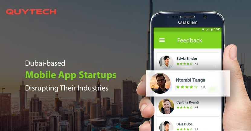 dubai mobile app development