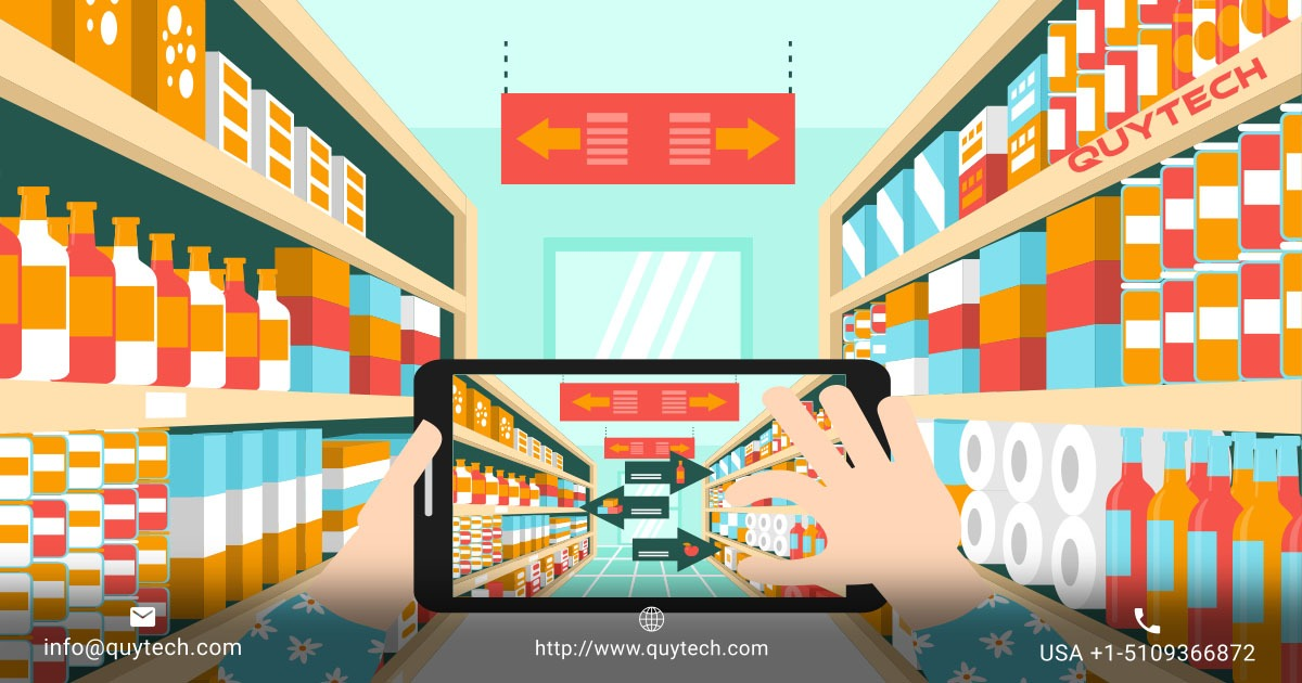 AR retail