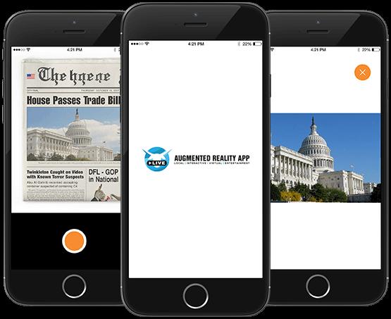 ar-news App