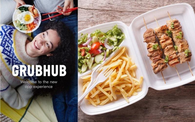 food app cost grubhub