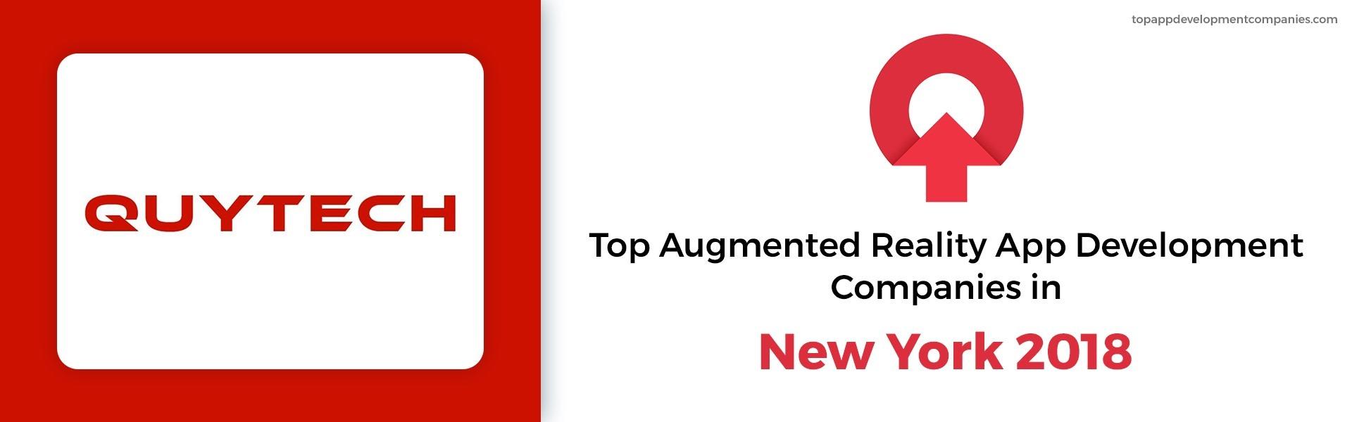 quytech ar app development company