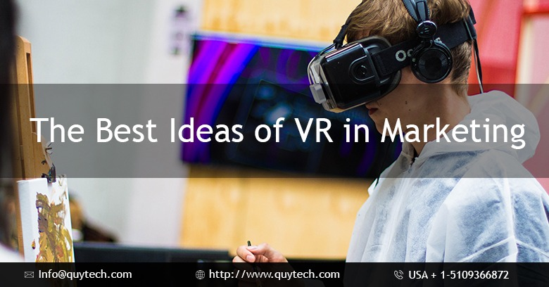 What is VR Marketing