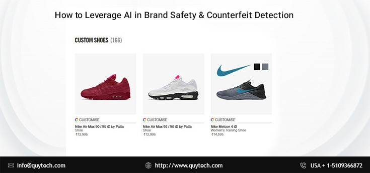 Brand Safety & Counterfeit Detection