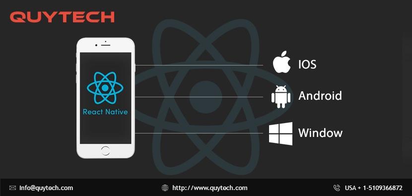 react native app developer