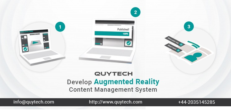 Augmented Reality Content Management System