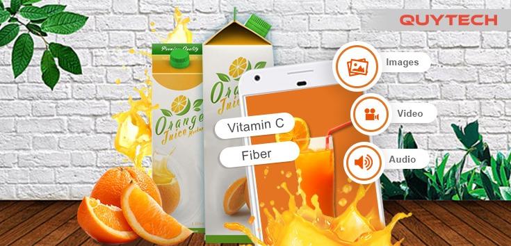 AR Food Packaging