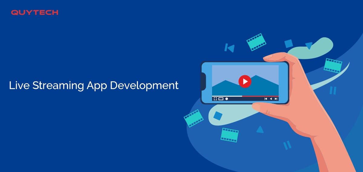 Live-streaming-app-development