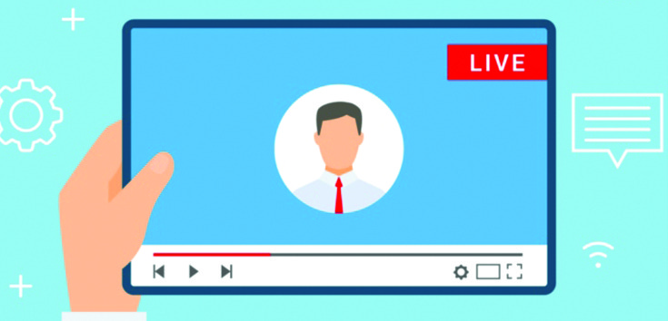 live video stream app