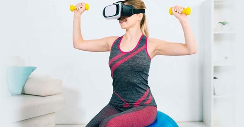 VR Fitness App