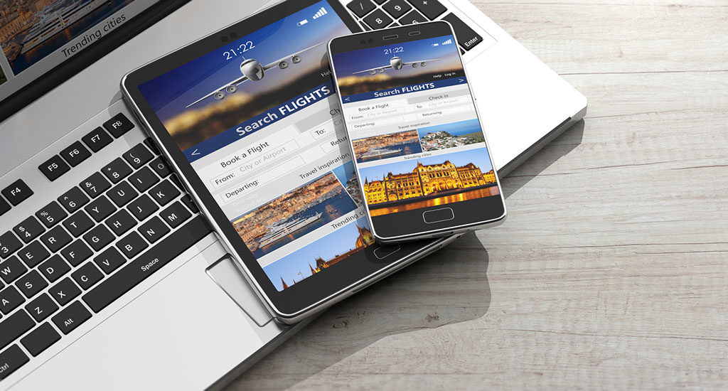 Travelling app, machine learning in travel industry