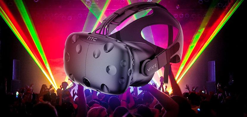 VR  Live music concerts