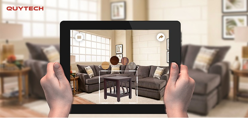 Augmented Reality Furniture App - Develop AR Furniture App Like Ikea