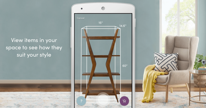 Benefits of AR in furniture
