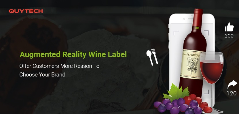 wine label augmented reality