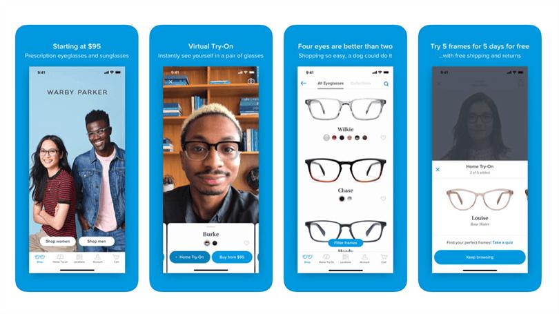 Augmented Reality in Eyewear