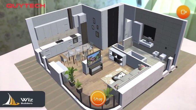AR Floor Planner