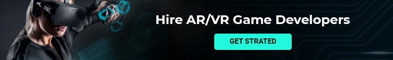 hire vr/ar game developer