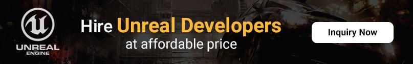unreal developer