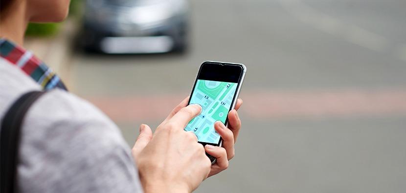 Ridesharing app Development