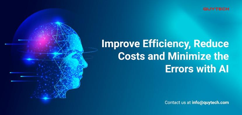 AI Improve cost