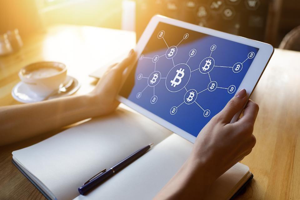 blockchain holds the future