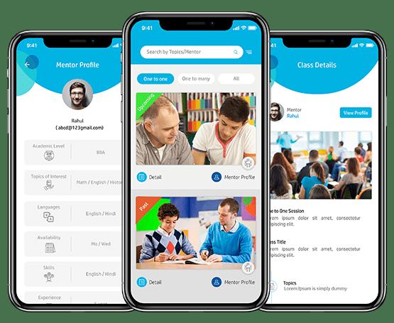 online classes app
