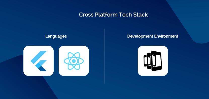 cross platform tech stack