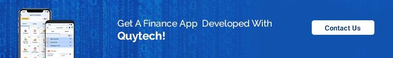 finance app development company
