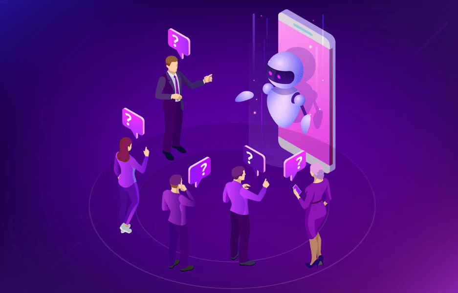 Conversational AI Chat-bot