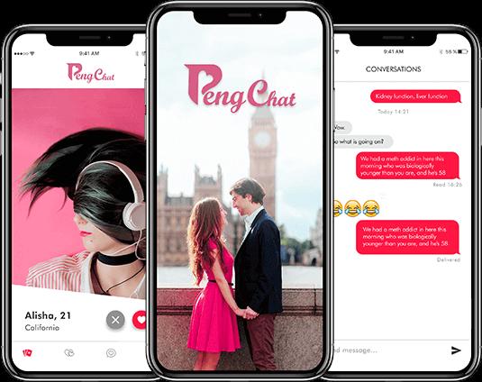 dating app portfolio
