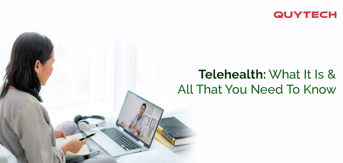 How is Telehealth Different From Telemedicine