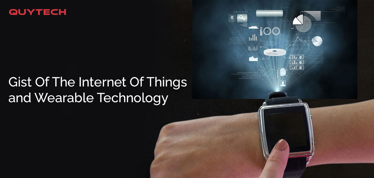 IoT and Wearable Technology