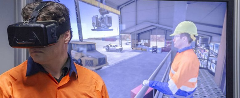Virtual Reality Training Company | VR Training App Development